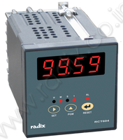 RCT 604 Counter
