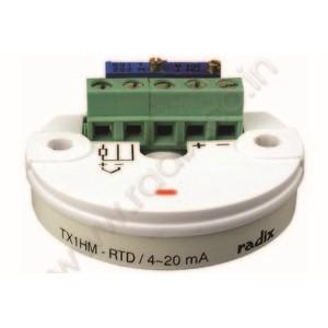 Radix TX1HM Transmitter Temperature--2200